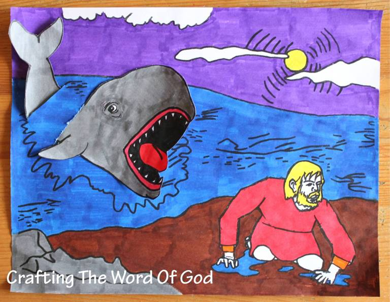 Jonah 171 Crafting The Word Of God