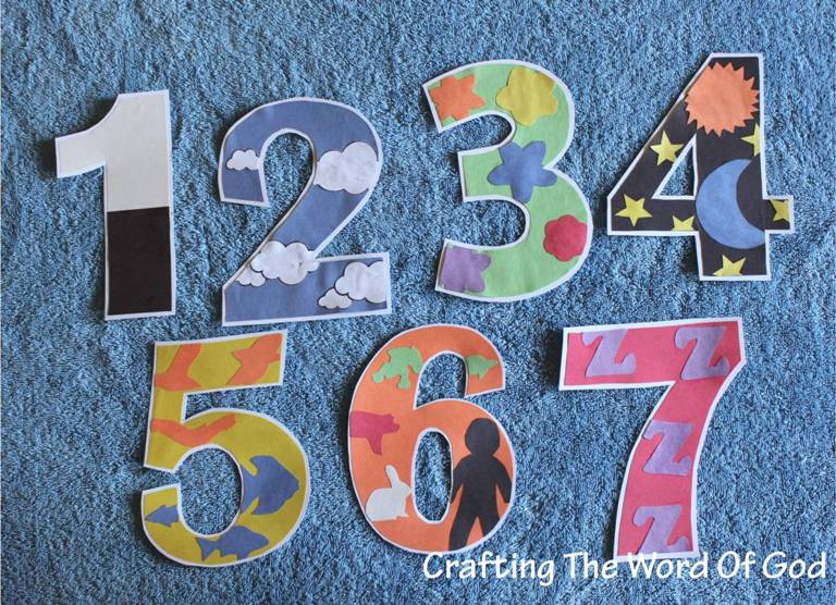 Days Of Creation Crafting The Word God