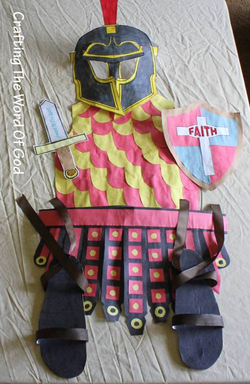Breastplate Of Righteousness Crafting The Word Of God