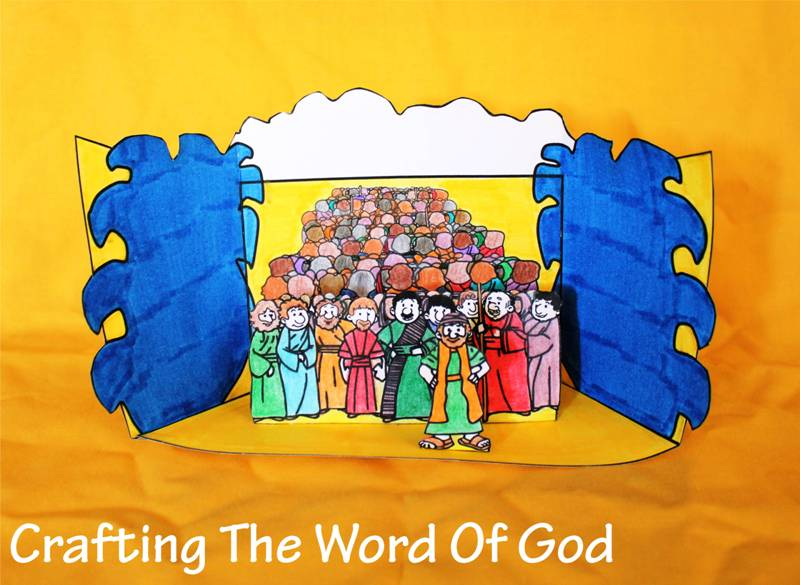 Crossing The Red Sea « Crafting The Word Of God