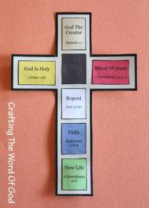 Gospel Cross