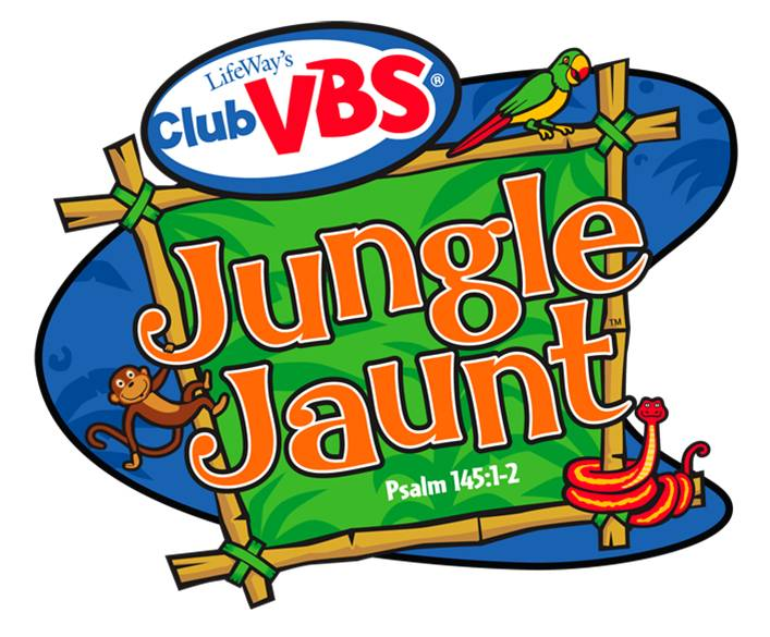 Jungle Jaunt Clip Art