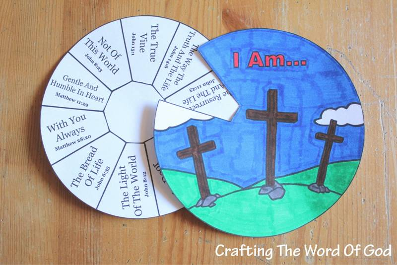 The Resurrection And Life Crafting Word Of God