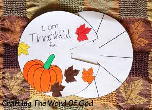 I am thankful for crafting the word of god for Cain and abel crafts
