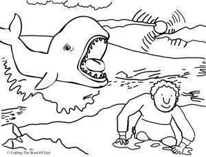 Jonah Crafting The Word God