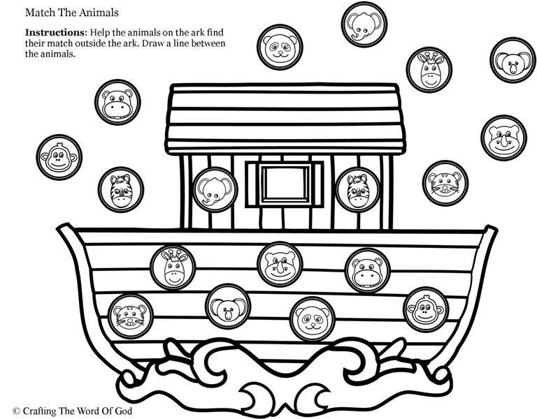 image regarding Noah's Ark Printable called Noah Â« Producing The Phrase Of God