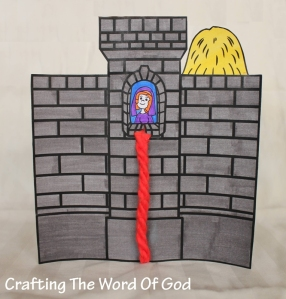 Rahab Hides The Two Spies Crafting The Word Of God