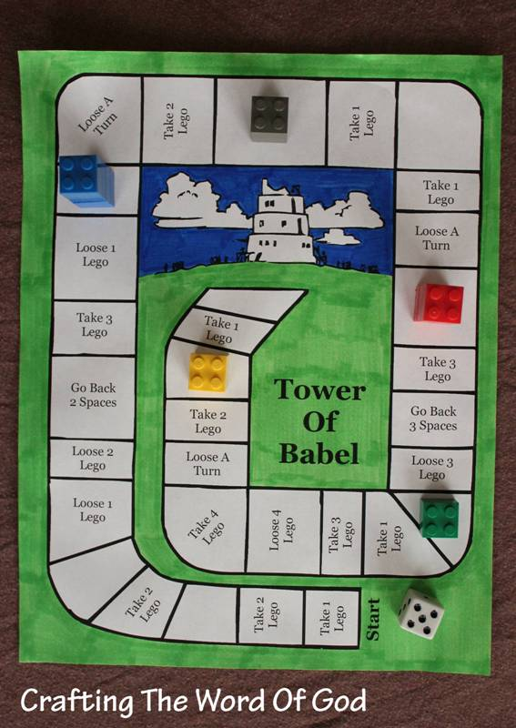 Tower Babel 171 Crafting The Word Of God