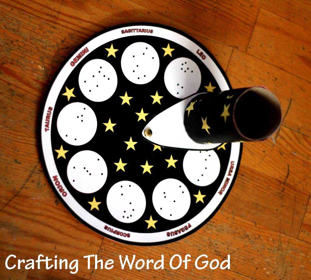 Abraham Constellation Tube Crafting The Word Of God