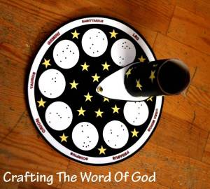 Abraham Constellation Tube 171 Crafting The Word Of God