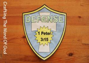 Give A Defense Shield