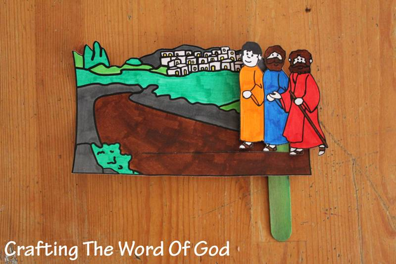 Road To Emmaus Crafting The Word Of God