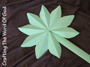 Easter Palm Fan