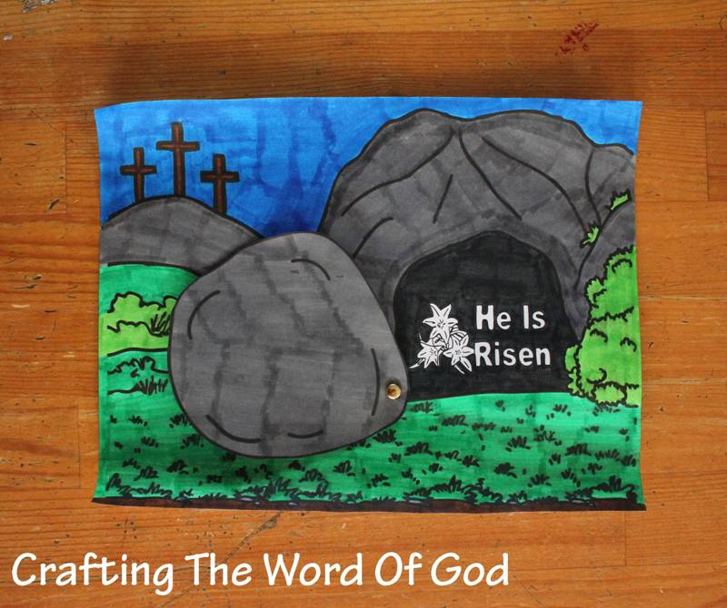 He Is Risen 171 Crafting The Word Of God