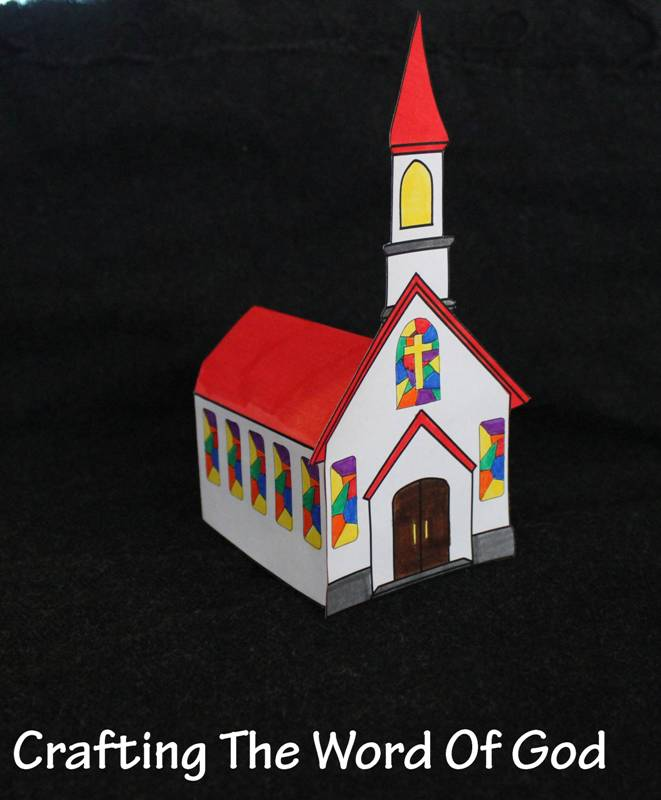 Church « Crafting The Word Of God