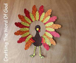 Turkey Wreath 2