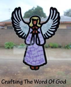 Angel Sun Catcher