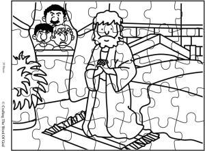 Daniel Prayed Puzzle