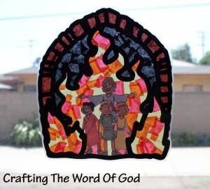The Fiery Furnace Sun Catcher