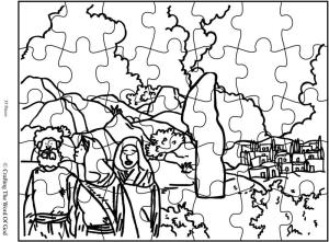Lots Wife Puzzle