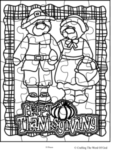 Thanksgiving Puzzle 7