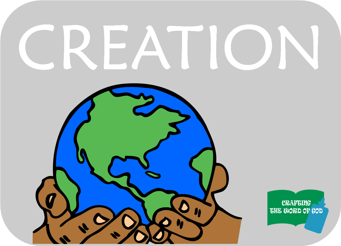The Days Of Creation Lesson « Crafting The Word Of God