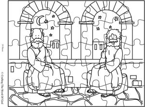 Nicodemus Puzzle 1