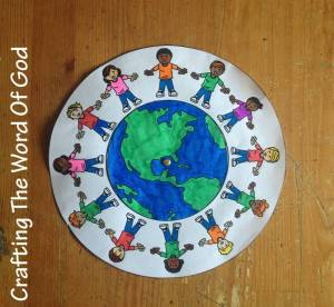 Let The Children Come To Me Spinner 171 Crafting The Word Of God