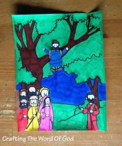 Zacchaeus Come Down