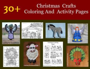 30-plus-christmas-crafts-coloring-and-activity-pages