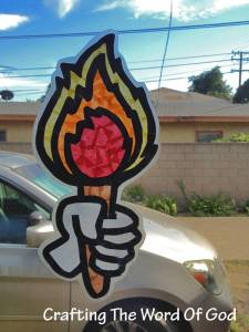 Gideon Torch Sun Catcher
