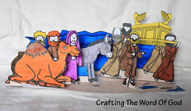 Crossing The Jordan 171 Crafting The Word Of God