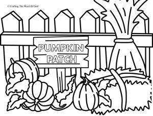 Thanksgiving Coloring Page 10